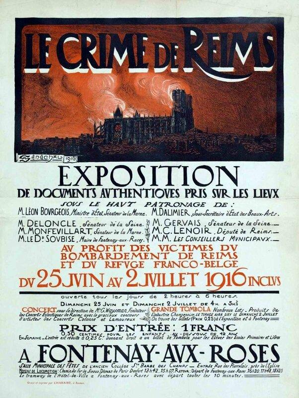 Le crime de Reims Sénéchal, A