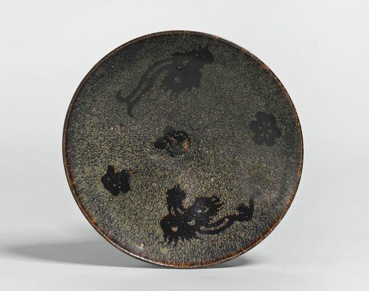 A 'Jizhou' 'Phoenix' bowl, Southern Song dynasty