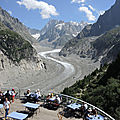 Chamonix, la Mer de Glace, terrasse (74)
