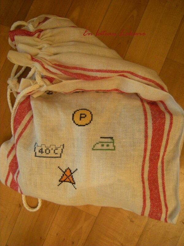 sac à linge B