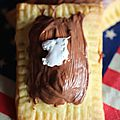 Home made pop tarts, s'mores ou reese's pour les gourmands.