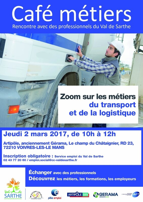 Affiche web CM transport