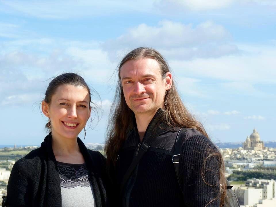 Tia et Pierre