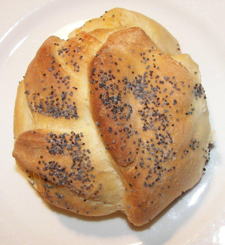 Petits pains farcis à la viande et aux courgettes