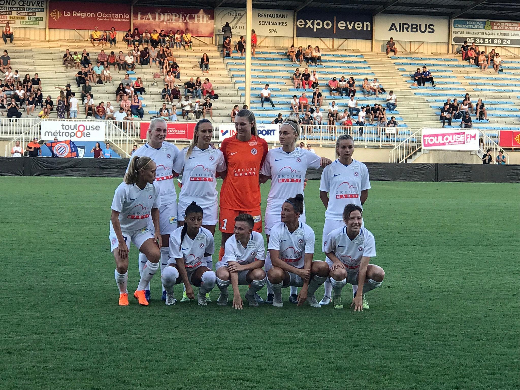 Ladies Cup de Toulouse, quel beau football !