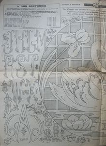 Dessins piqués n° 299 - 15 août 1925 (3)