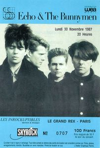 1987_11_Echo___The_Bunnymen_Grand_Rex_Billet