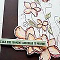Page fleurie par michelle