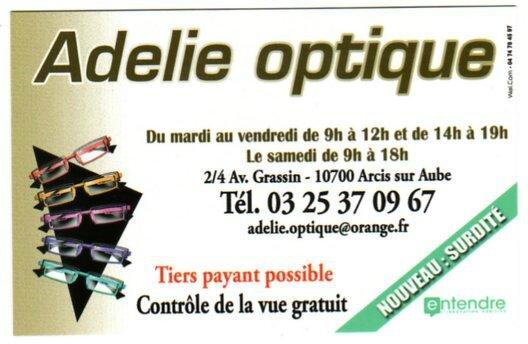 Adelie Optique