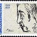 Jacque prévert (1900 – 1977) : « fille de mars... »
