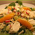 Salade de fenouil à l'orange