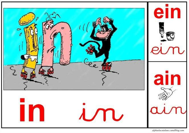 Affichages sons alphas in ein ain (Lacatalane1)