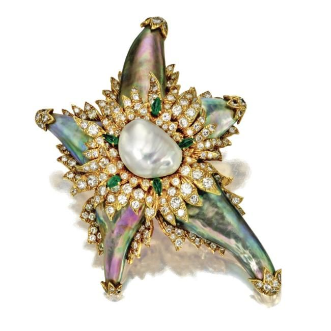 b84a2f497e295 A collection of David Webb jewelry sold @ Sotheby's NY - Eloge de l ...