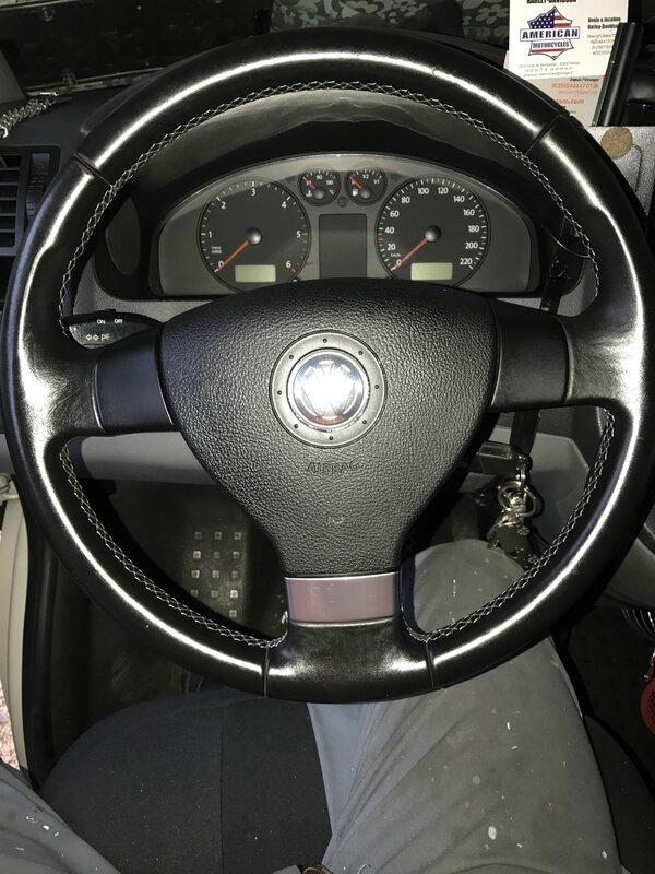 volant VW 001