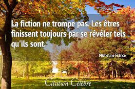 Citation Micheline France