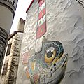 Bayonne, Street Art Point de Vue, fresque (64)