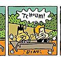 Strip 119 / bill et bobby / eternuement