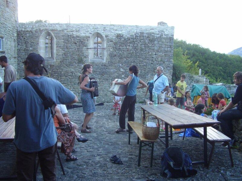 musique au chateau