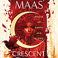 {cover reveal} - crescent city#1, sarah j. maas