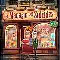 Film review - le magasin des suicides