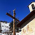 La chapelle Sainte-Lucie - Puy-Chalvin (Puy-Saint-André)