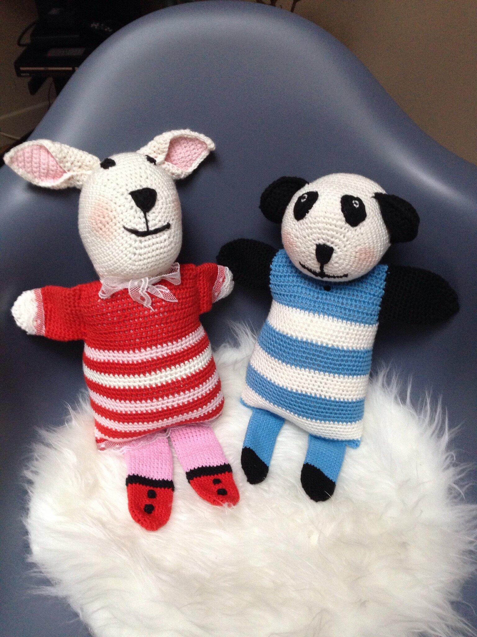 Lapin ou panda ?