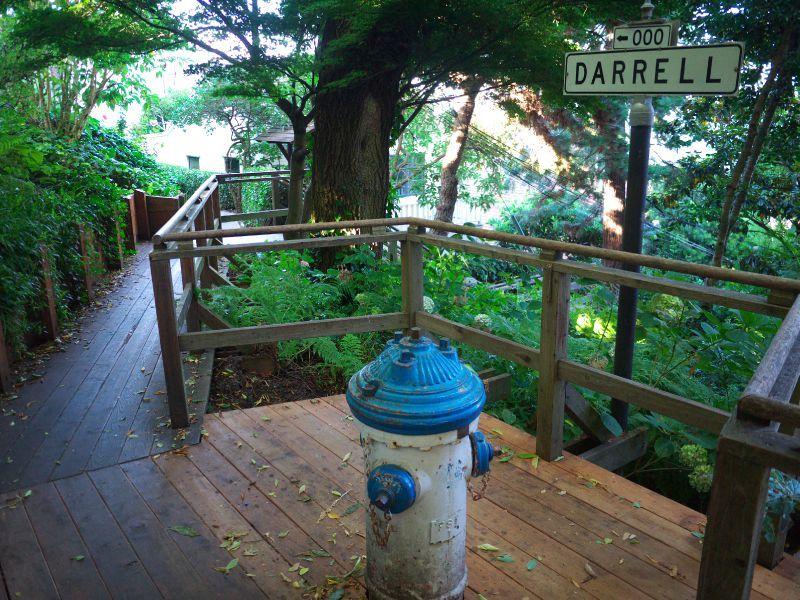 San Francisco Fulbert Stairs 2