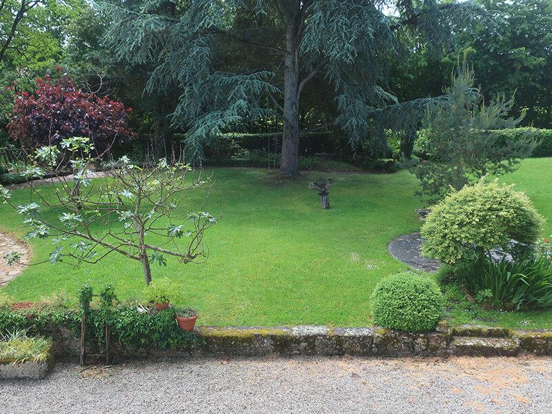 le jardin b