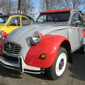 La citroen 2cv dolly (retrorencard67)