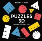 Puzzles 3D couv