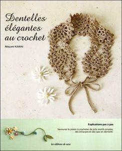 dentelles élégantes au crochet m kawai