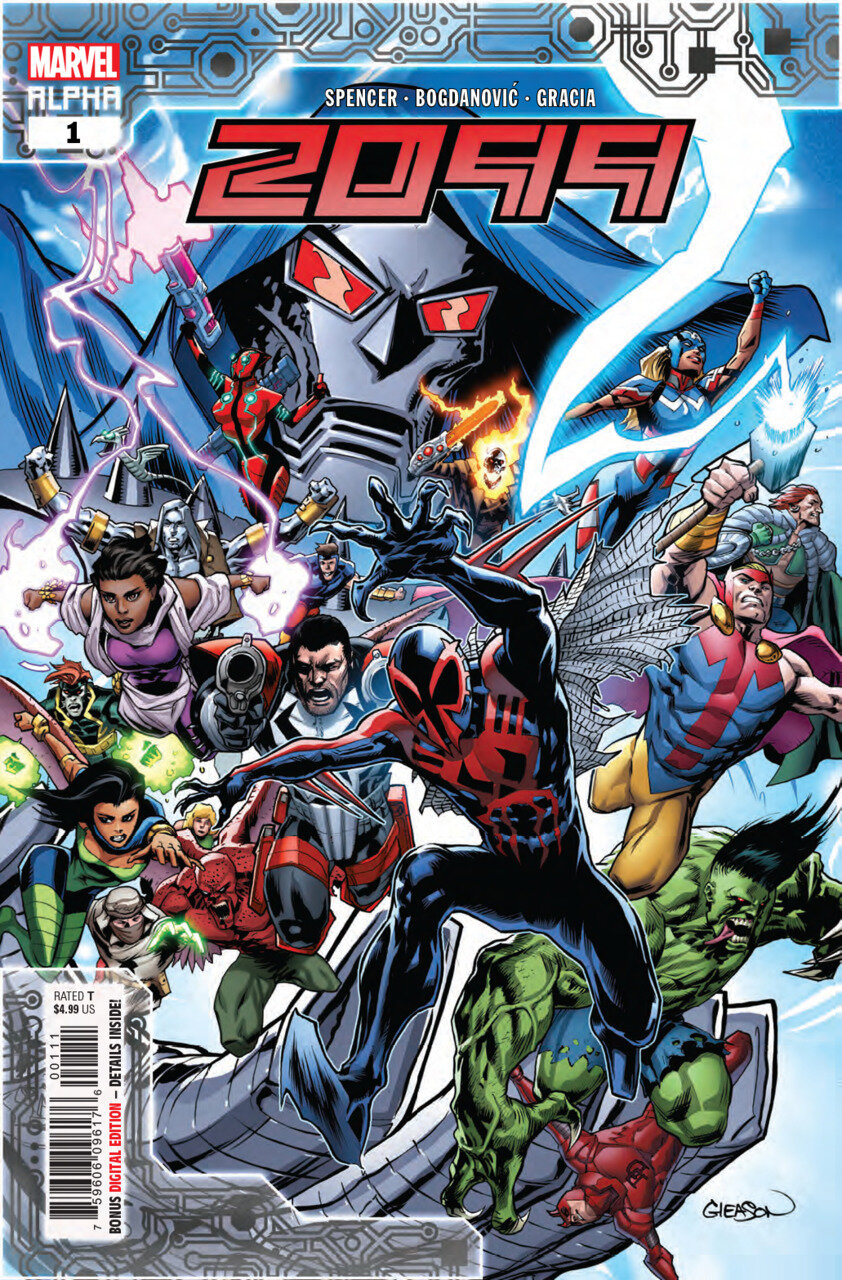 2099 by Nick Spencer