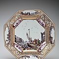 Meissen charger from the christie-miller service, circa 1740-42