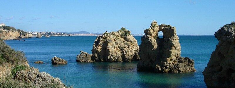 Albufeira Campement plage (7)
