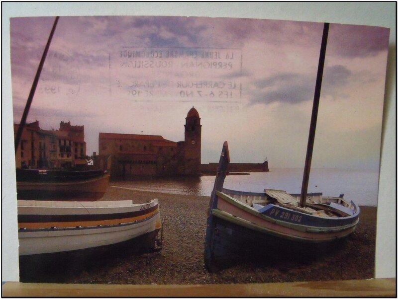 Collioure - datée 1993