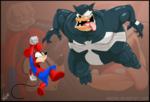 Disney_Marvel_by_Ninjaco