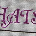 Marque Page CHATS Free de Liselotte 2009