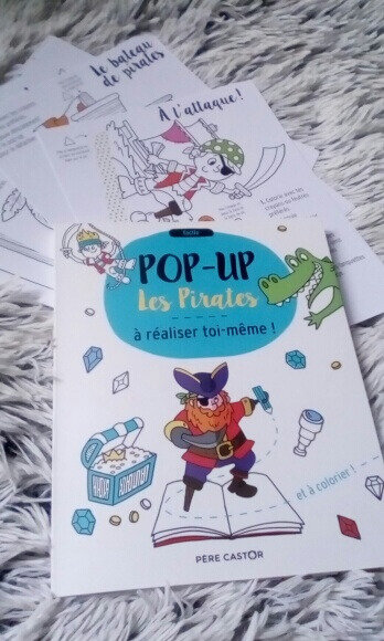 les pirates pop up