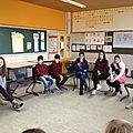 Projet avec la mittelschule