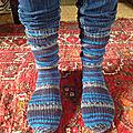 Variante chaussettes