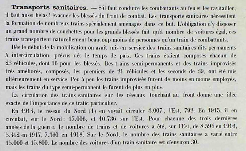 Transport sanitaire