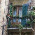 Balcon Sienne