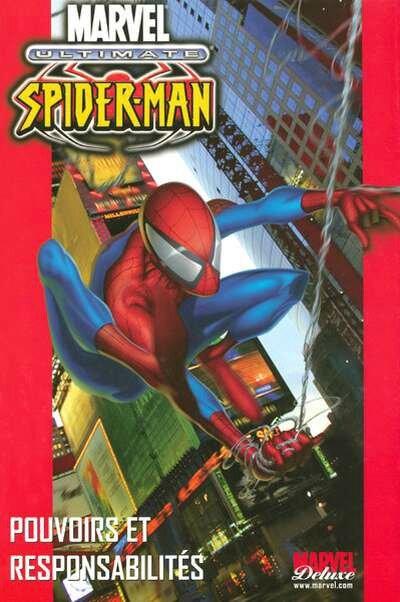 marvel deluxe ultimate spiderman 1 pouvoirs et responsabilités