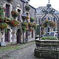 Rochefort-en-terre, petite cité de caractère
