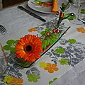 Table printemps 2012