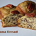 Cooking time: banana bread