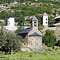 La chapelle saint-jean-baptiste - l'argentière-la bessée
