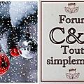 Marque-page les lutins 2019 forum clean et simple