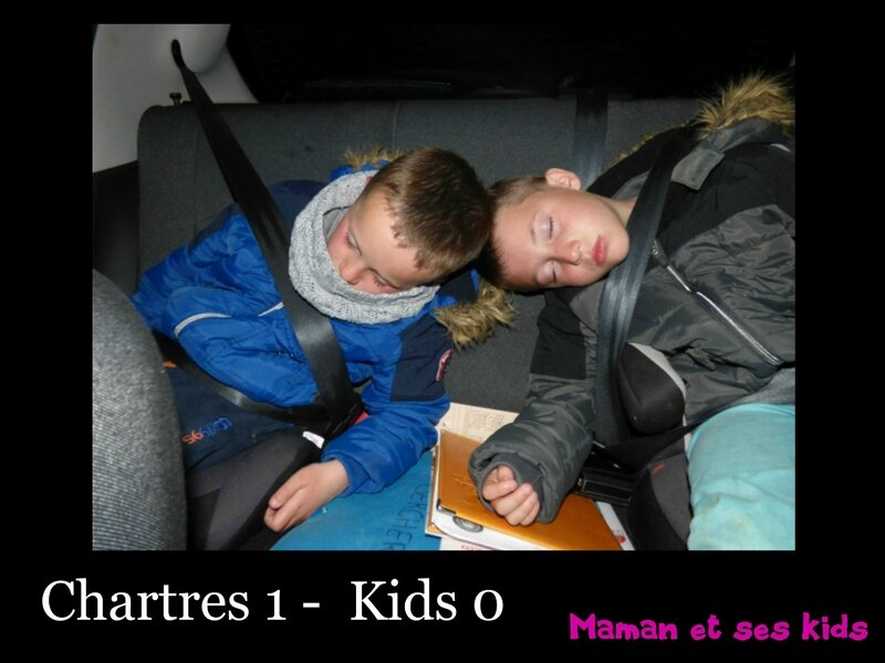 Chartres 1 Kids 0