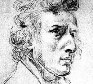 Chopin_by_Delacroix